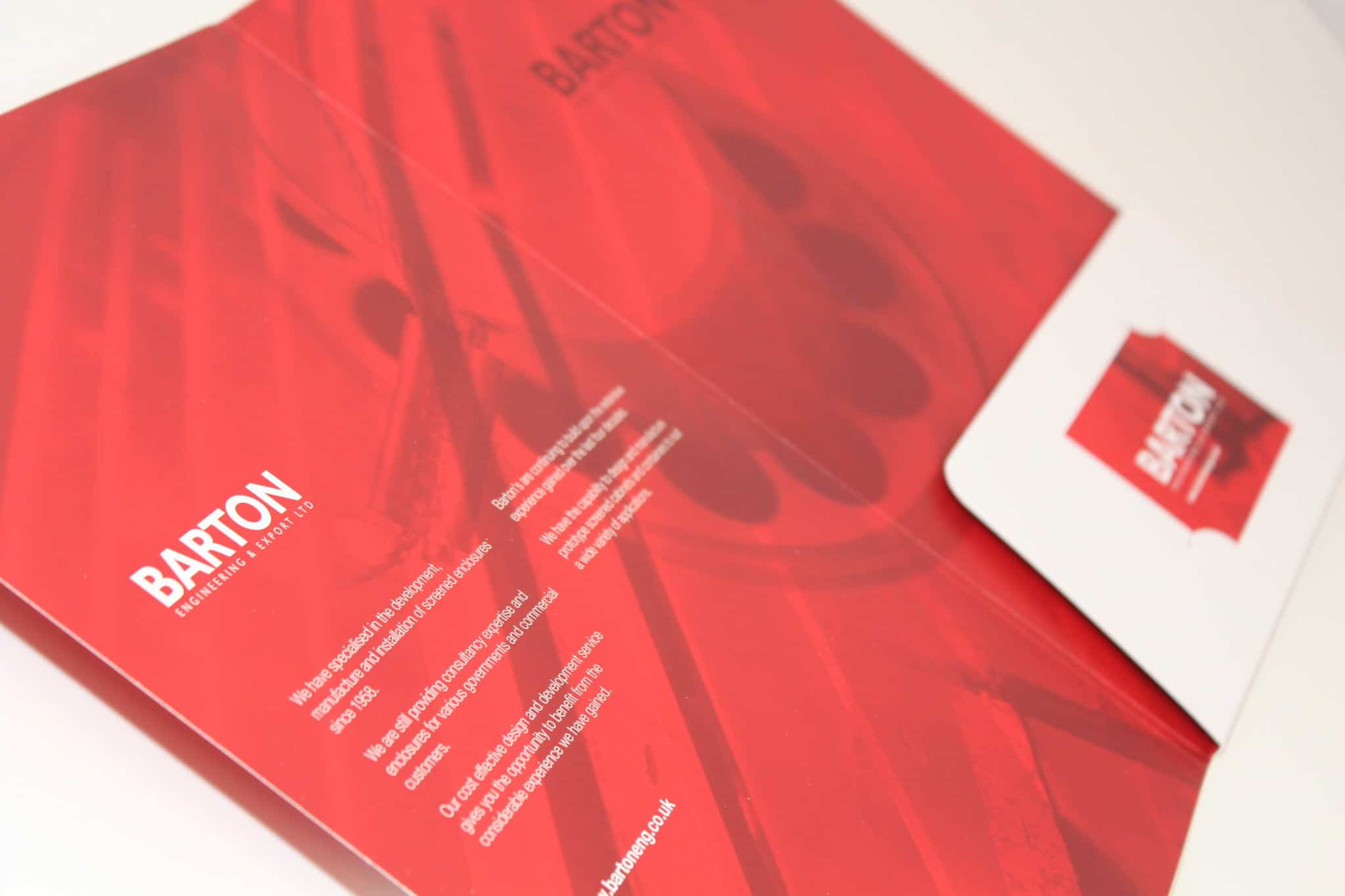 Barton cards by 9G Websites