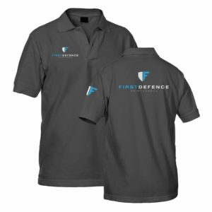 First Defence Maintenance shirts by 9G Websites