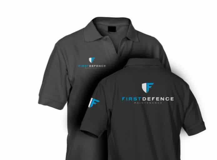 first defence t shirt