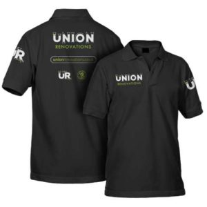 Union Renovations Shirts by 9G Websites